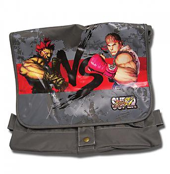 Street Fighter IV Messenger Bag - Akuma vs. Ryu