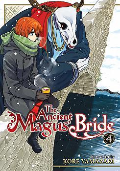 Ancient Magus' Bride Manga Vol.   4