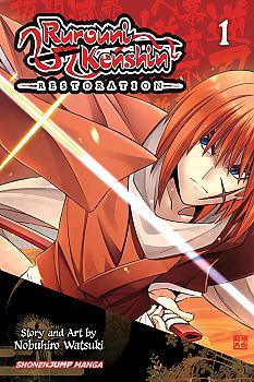 Rurouni Kenshin: Restoration Manga Vol.   1