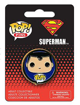 Superman POP! Pins - Superman