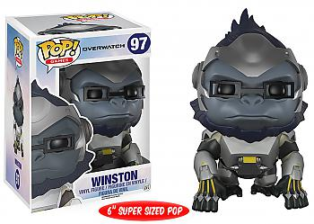 "Overwatch 6"" POP! Vinyl Figure - Winston"