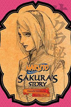 Naruto: Sakura's Story Novel