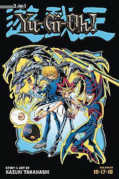 Yu-Gi-Oh! Omnibus Manga Vol. 6 (Vol. 16,17,18)