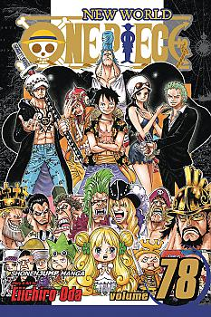 One Piece Manga Vol.  78