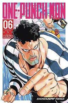 One-Punch Man Manga Vol.   6
