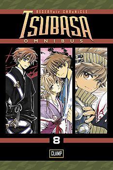 Tsubasa Omnibus Manga Vol.   8