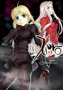 Fate/Zero Manga Vol.   2