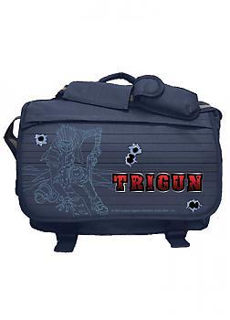 Trigun Messenger Bag - Vash Line Art