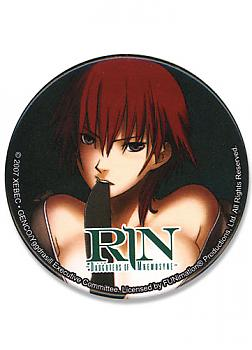 Rin Button - Laura