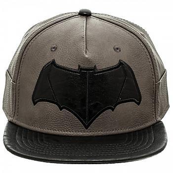Batman V Superman Cap - Bat Logo PU Snapback (Dawn of Justice)