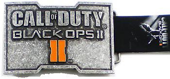 Call of Duty Belt Buckle - Black Ops II