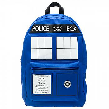 Doctor Who Backpack - Tardis