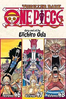 One Piece: Omnibus Manga Vol.  16