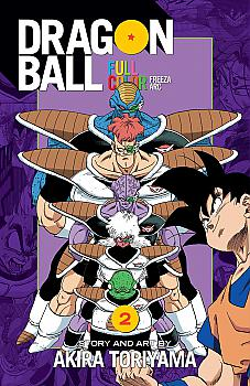 Dragon Ball Full Color Freeza Arc Manga Vol.   2