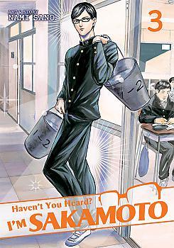 Haven't You Heard? I'm Sakamoto Manga Vol.   3