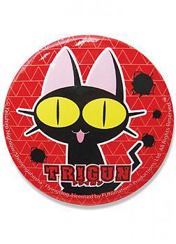 Trigun Button - KuroNeko