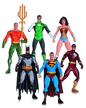 Justice League Action Figure - Alex Ross Box Set (Set of 6)