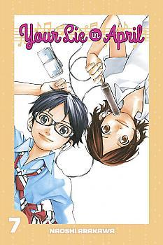 Your Lie in April Manga Vol.   7