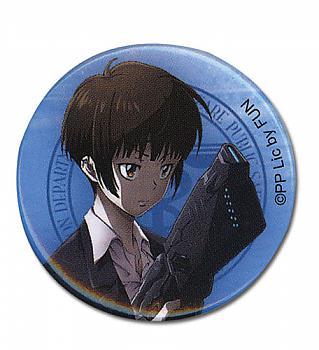 Psycho-Pass Button - Akane