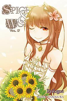 Spice and Wolf Novel Vol. 17