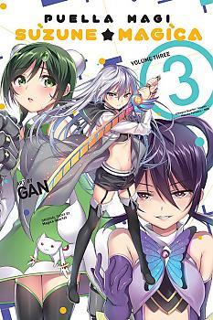 Puella Magi Suzune Magica Manga Vol.   3