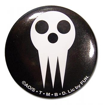 Soul Eater 1.25'' Button - Shinigami