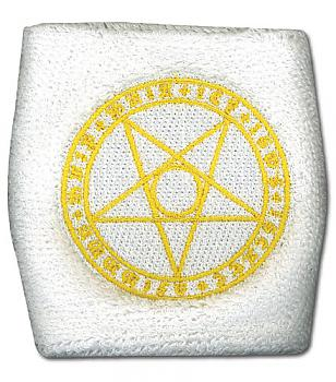 A Certain Magical Index Sweatband - Magic Seal