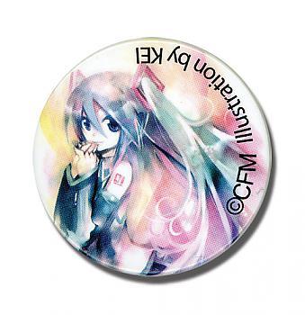 Vocaloid 1.25'' Button - Miku