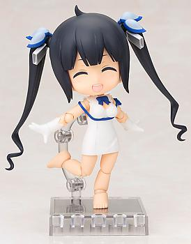 Is it Wrong to Try to Pick Up girls in a Dungeon? Cu-Poche Action Figure - Hestia