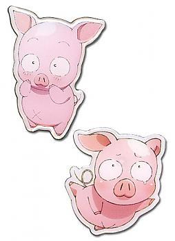 Accel World Pins - Haru Pig Avatar (Set of 2)