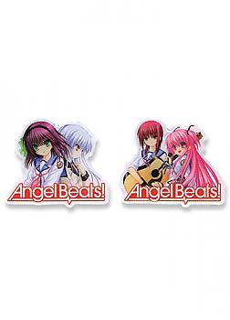 Angel Beats! Pins - Girls (Set of 2)