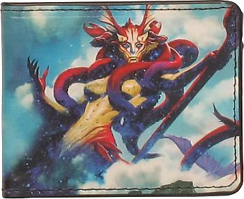 Magic the Gathering Wallet - Thassa, God of the Sea Legend