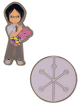 Bleach Pins - Uryu and Quincy Cross (Set of 2)