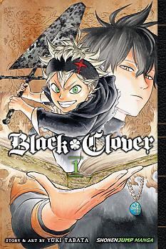 Black Clover Manga Vol.   1