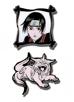 Naruto Shippuden Pins - Sai and Imitation Beast (Set of 2)