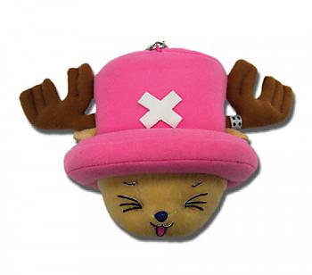 One Piece Clip Plush - Chopper Head