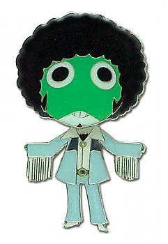 Sgt. Frog Pins - Disco Afro Frog (Single)