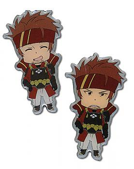 Sword Art Online Pins - Happy/Angry Klein (Set of 2)