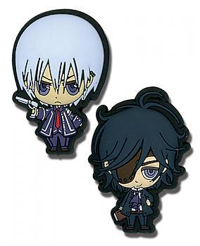 Vampire Knight Pins - SD Zero and Toogo