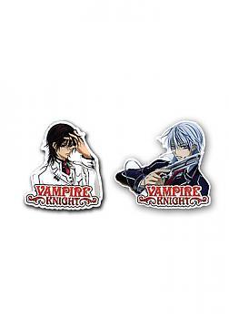 Vampire Knight Pins - Zero and Kaname