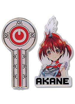 Vividred Operation Pins - Akane & Operation