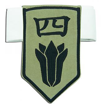 Bleach Armband - 04th Division Retsu Unohana (Four)