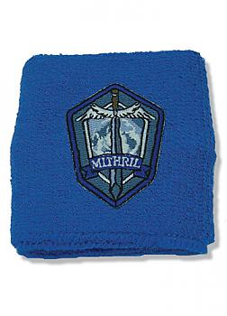 Full Metal Panic! Sweatband - Mithril Symbol