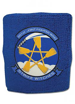 Strike Witches Sweatband - 501 Logo