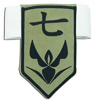 Bleach Armband - 07th Division Komamura Sajin (Seven)