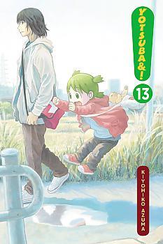 Yotsuba&! Manga Vol.  13