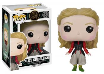Through the Looking Glass POP! Vinyl Figure - Alice (Disney) [STANDARD]