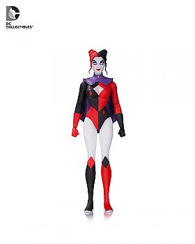 Batman Action Figure - Harley Quinn Superhero by Amanda Conner (DC Designers Series)