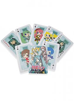 Vocaloid Playing Cards