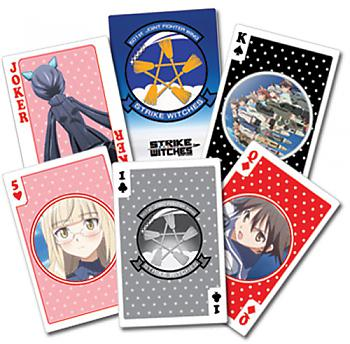 Strike Witches Playing Cards